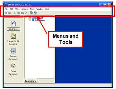Tools, Menus, and Online Help