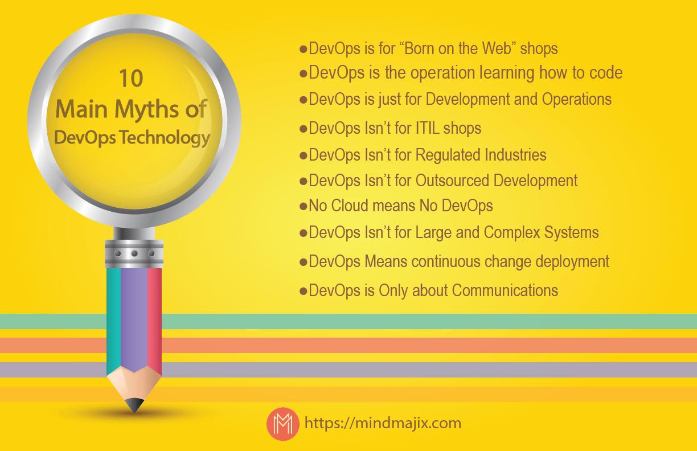 10 Main Myths of DevOps Technology