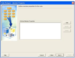 Cube Designer- Member property