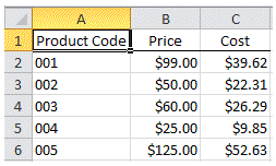 Advanced uses for measure names and measure values