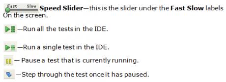IDE commands