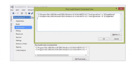 Extending SSIS Topic
