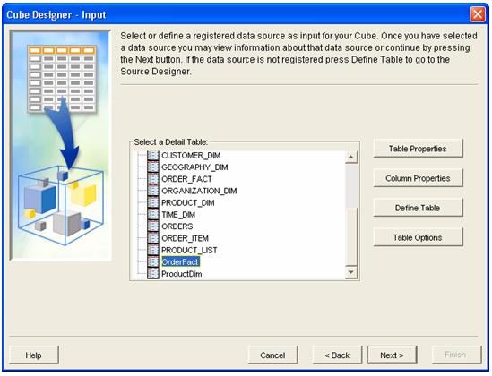 Cube Designer- Input