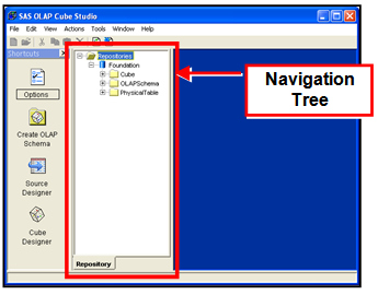 Navigation Tree