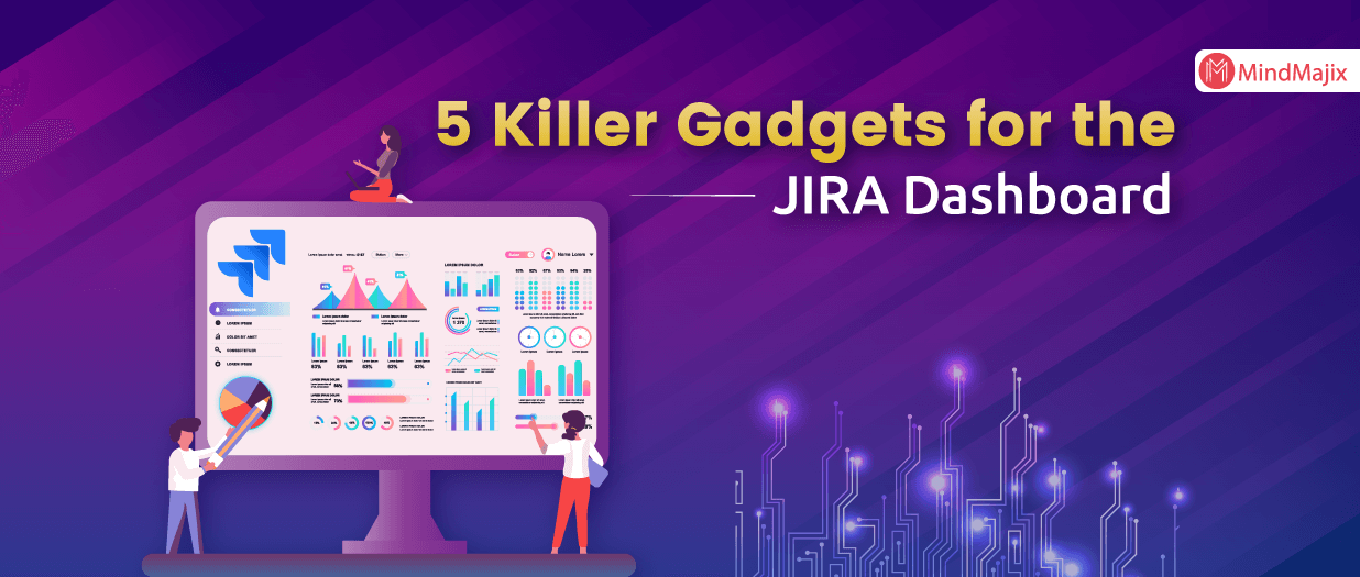 5 Killer Gadgets for the JIRA Dashboard