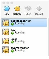 The Docker Swarm
