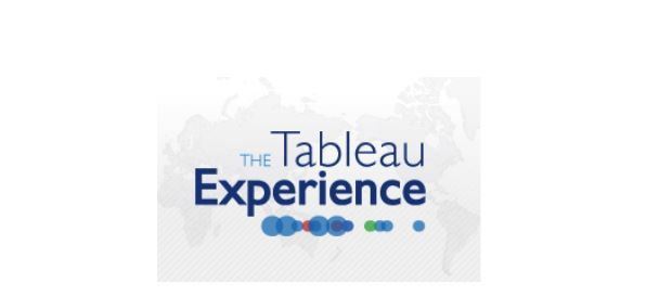 Tableau Experience
