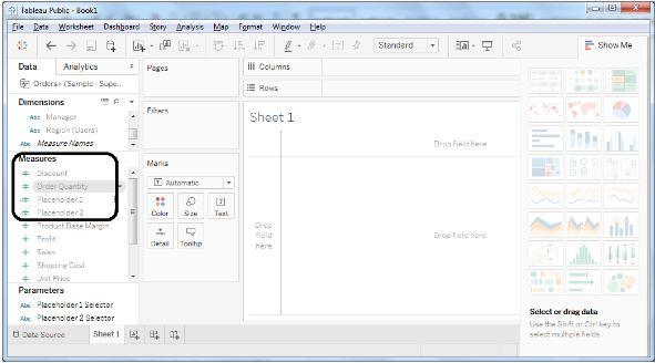 tableau desktop calculation editor