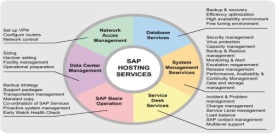 sap hosting services