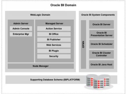 Oracle BI Domain