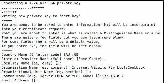 Generating a 1024 bit RSA