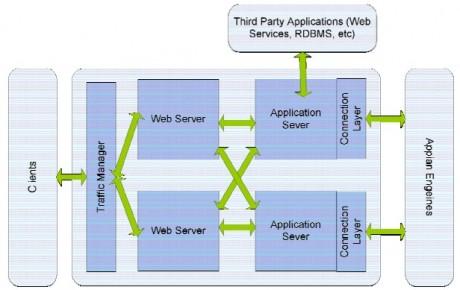 Appian BPM Server Environment