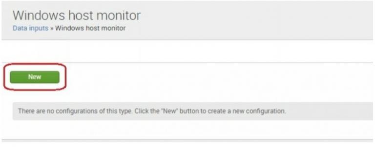 windows host monitor