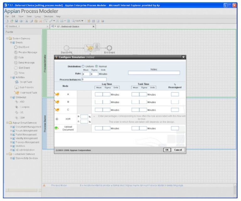 Process Simulation Interface