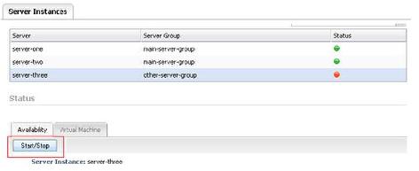 Server Instances