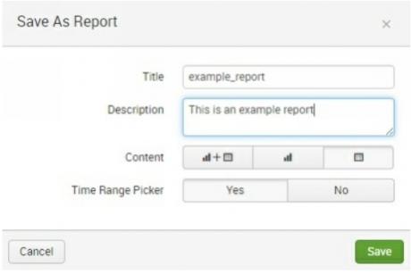 Splunk Web_Report saving