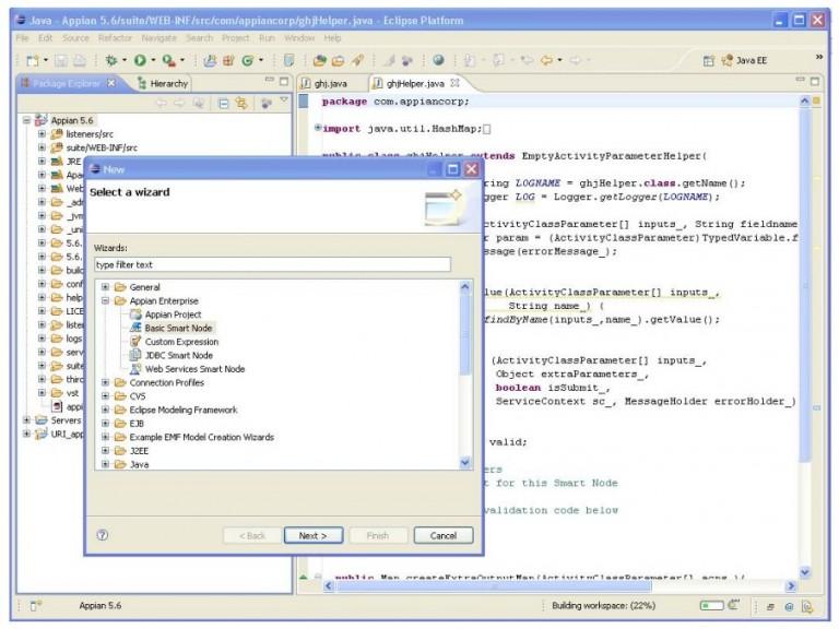 Java Eclipse SDK