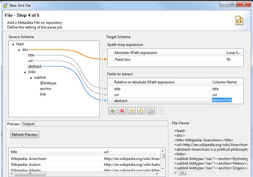 Add Metadata file on repository