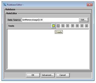Rulebase Editor- create