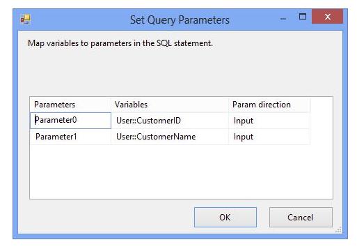Set Query Parameters