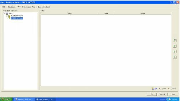 Static Testing filter 5