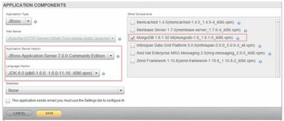 OpenShift Flex account 6