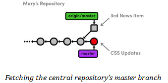 Fetching Central Repository