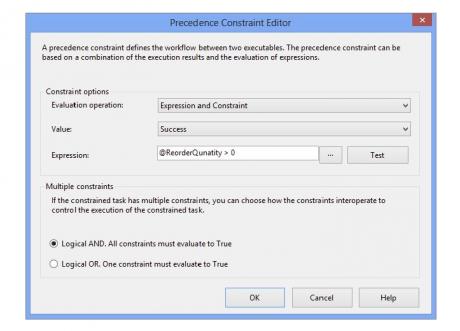 Evaluation operation properties