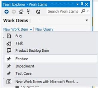 work items