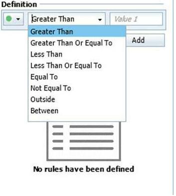 Definition Operator