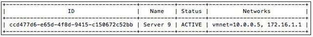 instance ID 1