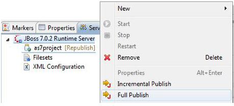 JBoss Runtime Server