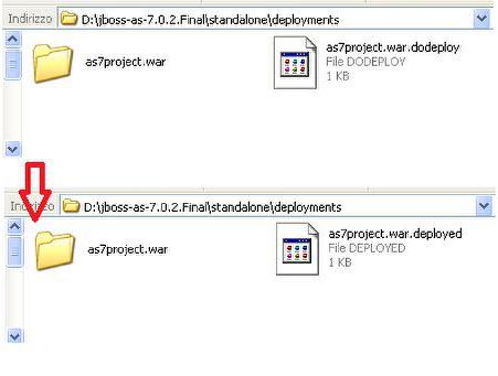 JBoss Deployment