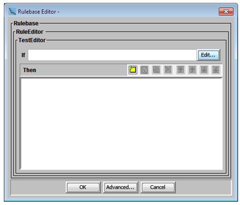 rule base editor