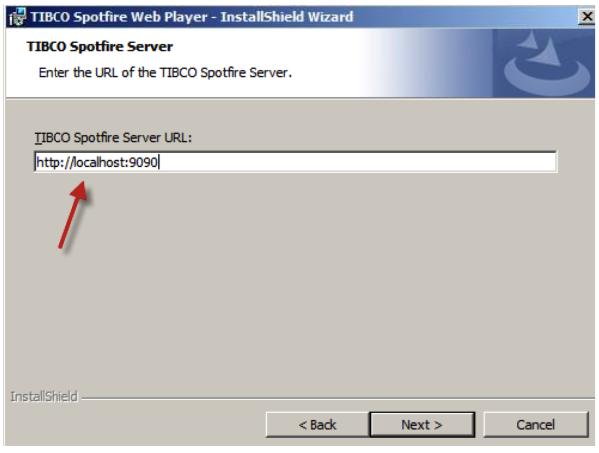 TIBCO Spotfire Web Player