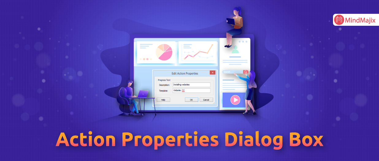 Action Properties Dialog Box (Report Builder and SSRS) - MSBI