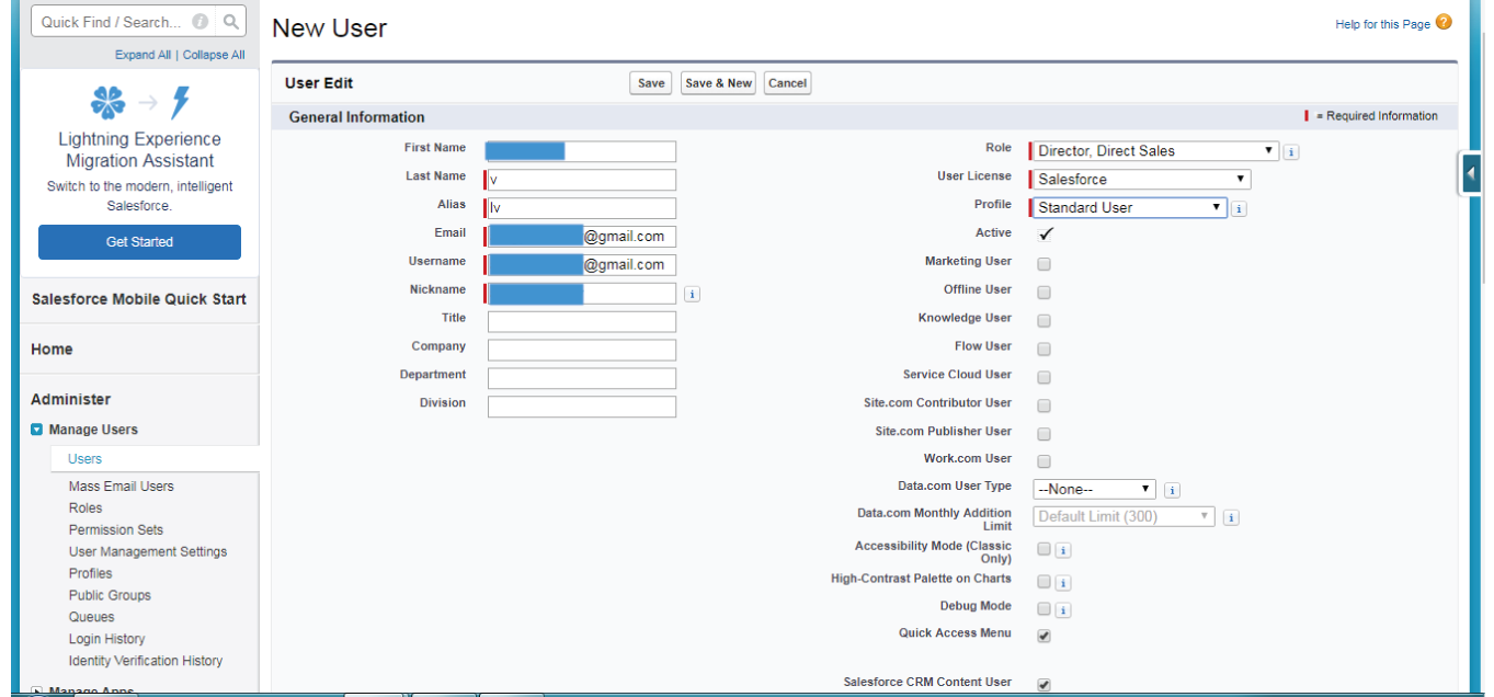 Audit Trail in Salesforce