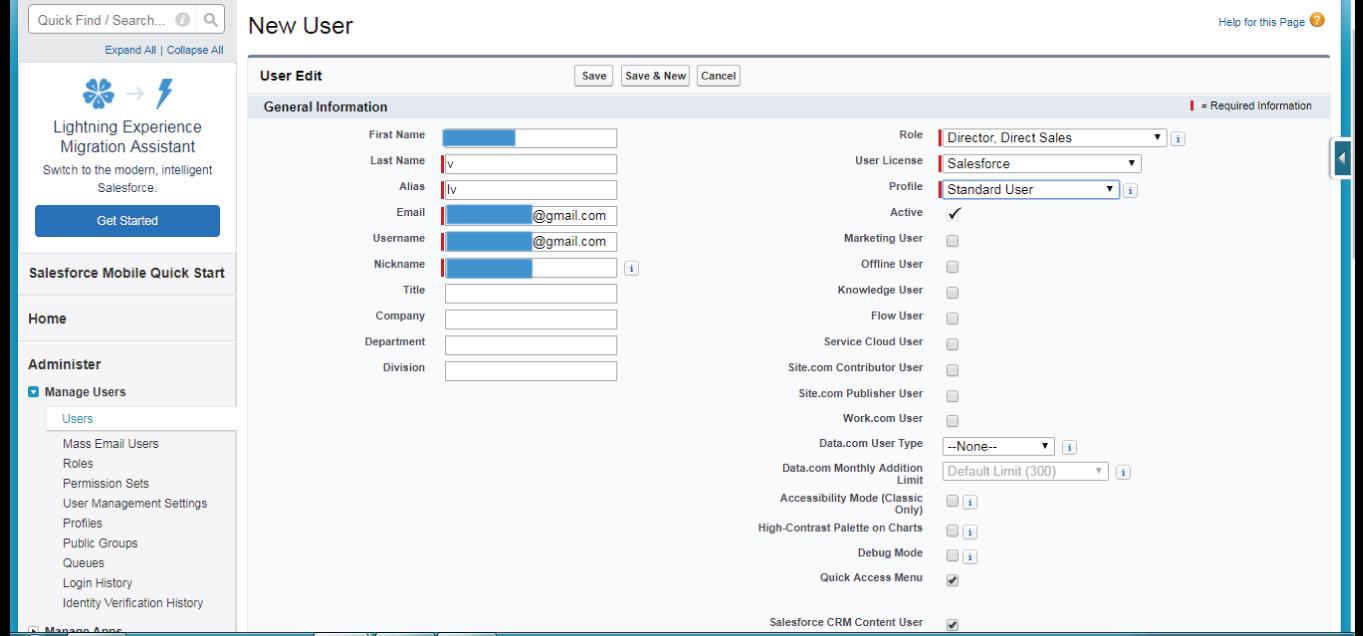 Audit Trail in Salesforce