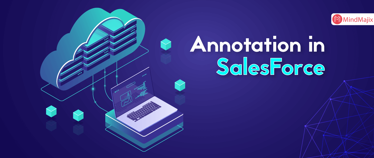 Annotation in SalesForce