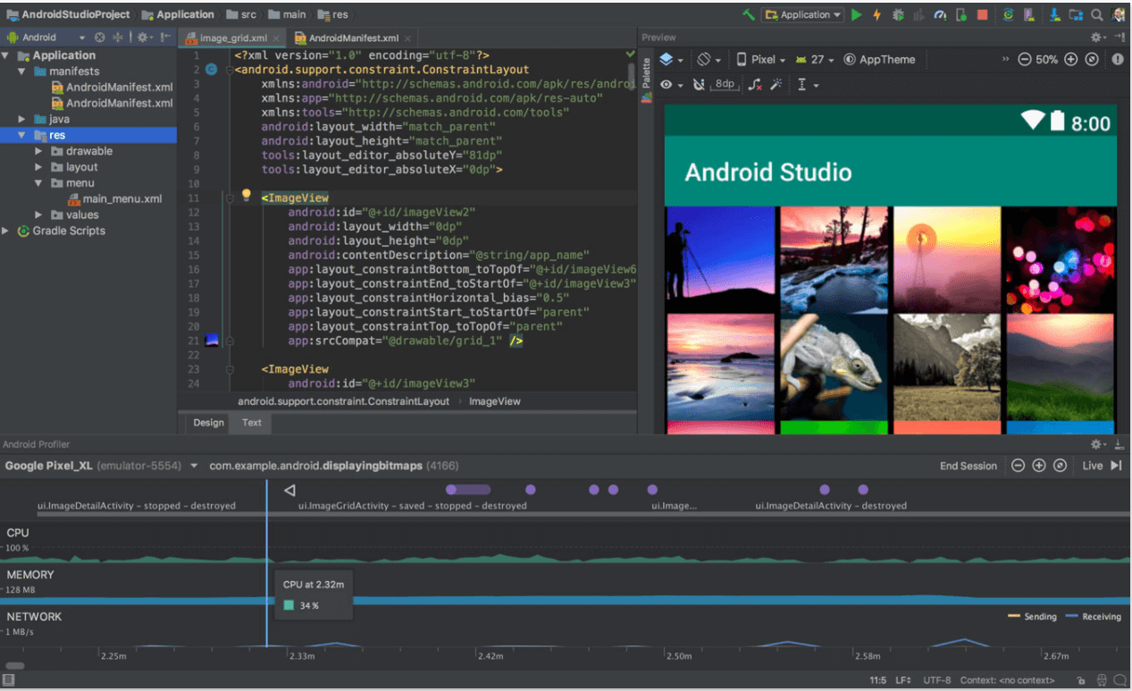 Android Studio Tool