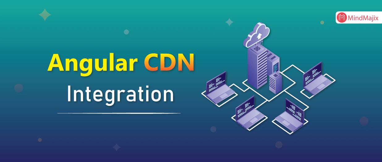 AngularJS CDN Integration