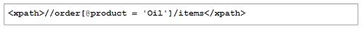 Xpath query