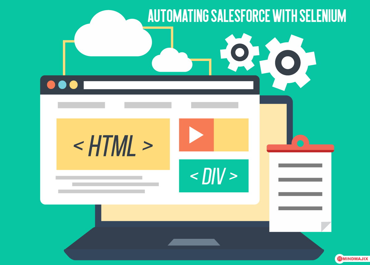 Automating Salesforce With Selenium