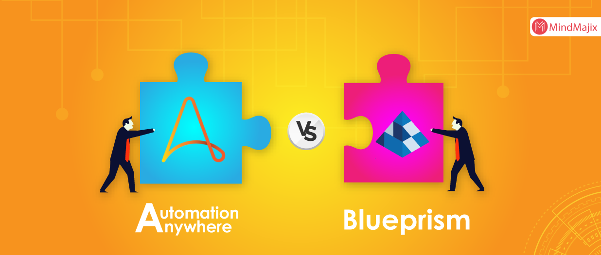 Comparison between Blue Prism and Automation Anywhere