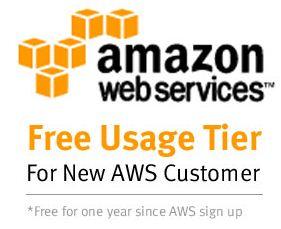AWS Cloud Free Tier