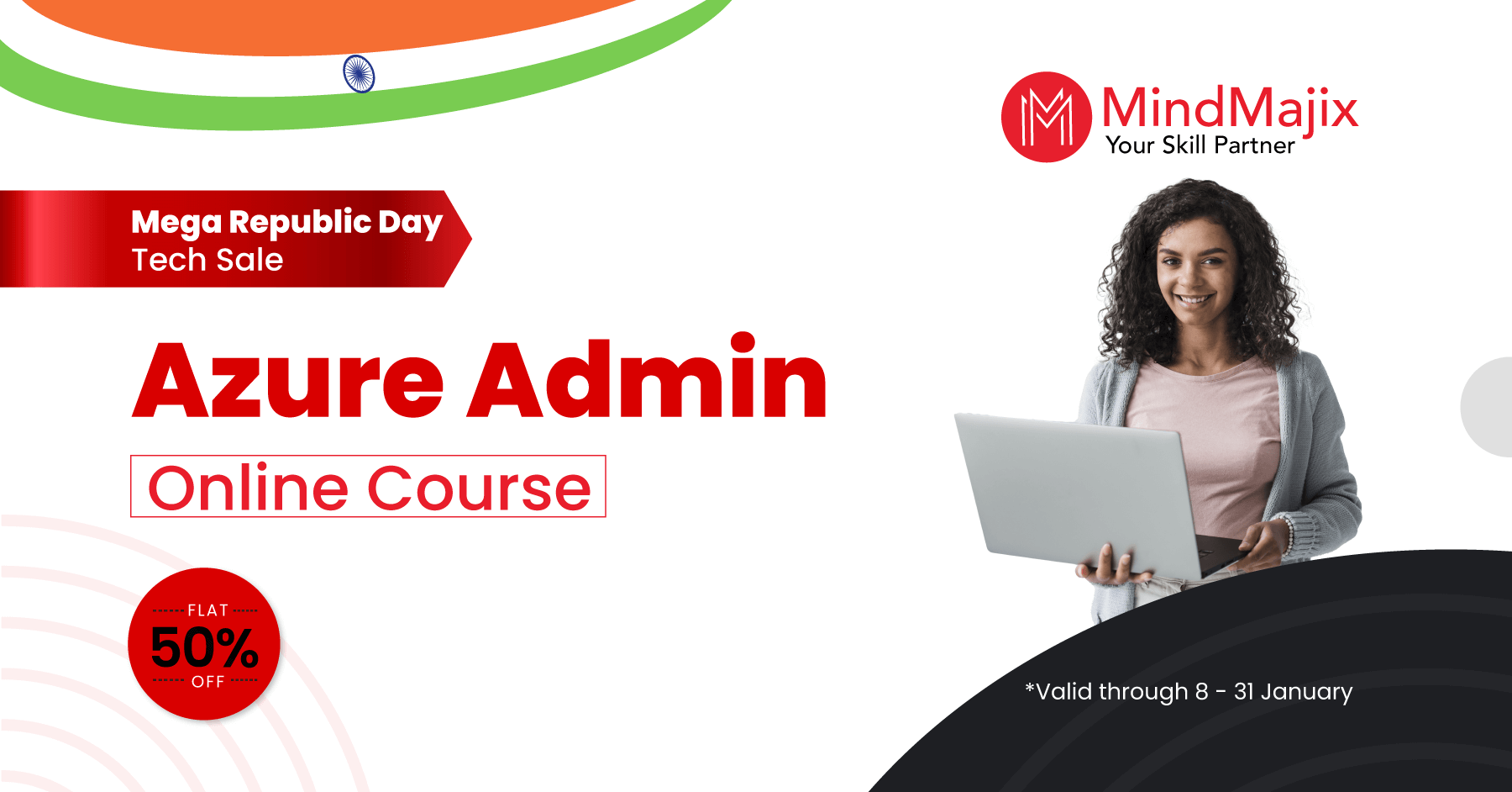 Azure Training-Republic Day Offer