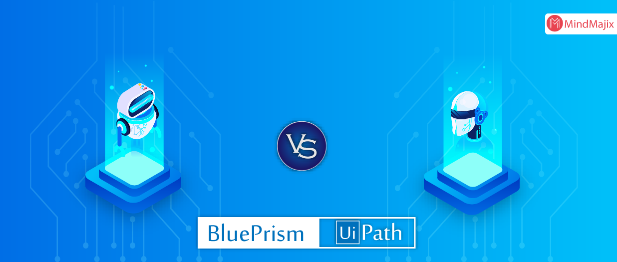 Blue Prism Vs UiPath