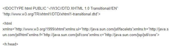 JSF Components in JBoss 2