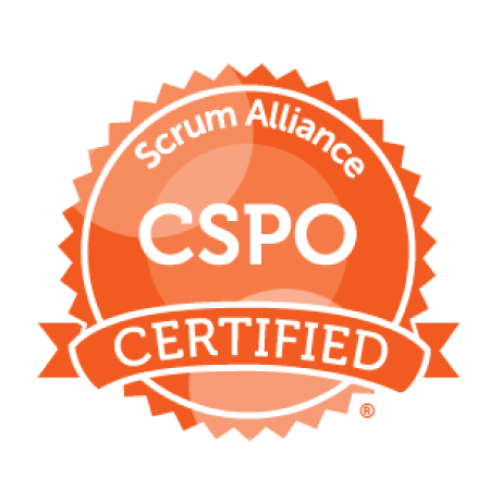 Certified Scrum Product Owner (CSPO) |