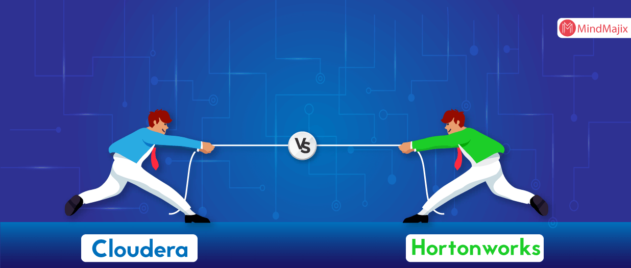 Cloudera Vs Hortonworks